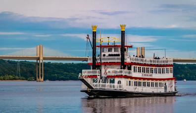 Centennial River Boat Cruise