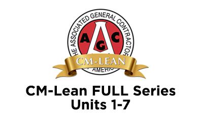 CM-Lean Full Series - Units 1-7