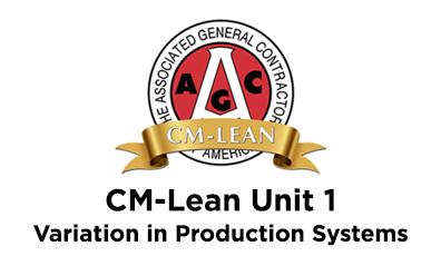 CM-Lean Unit 1 -