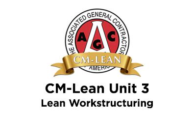 CM-Lean Unit 3 -