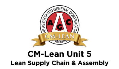 CM-Lean Unit 5 -