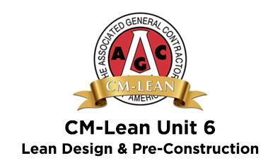 CM-Lean Unit 6 -