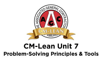 CM-Lean Unit 7 -